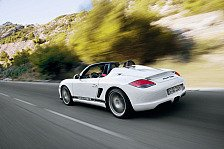 Auto - Bilder: Porsche Boxster Spyder