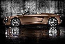 Auto - Bilder: Audi R8 Spyder