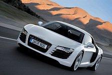 Auto - Bilder: Audi R8 5.2 FSI quattro