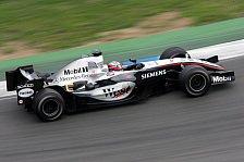 Formel 1 - Montoya: Lieber mit McLaren ausfallen, als bei Williams...