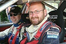 ADAC Rallye Masters - Nils Heitmann lebt für den Sport