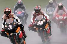 MotoGP - Max Biaggi & Nicky Hayden im Kreuzverhör