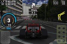 Games - Formel 1 auf dem iPhone