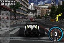 Games - Bilder: Formel 1 auf dem iPhone
