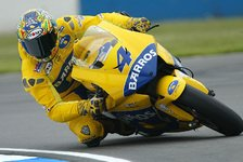 MotoGP - Freies Training: Barros übernimmt die Führung am Sachsenring