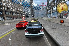 Games - Bilder: iPhone - Need for Speed Shift