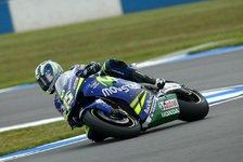 MotoGP - Qualifying: Gibernau auf Pole - Rossi nur in Reihe 2