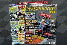 Formel 1 - Bilderserie: Motorsport-Magazin - Der Jahrgang 2009