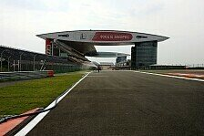 Formel 1 - China GP: Der Shanghai International Circuit