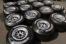 Formel 1 - Red Bull strebt Reifenwechsel für Rookie Team an