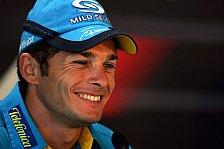 Formel 1 - Giancarlo Fisichella: Wir können um die Podestplätze kämpfen