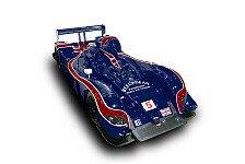 Le Mans Serien - Mansell präsentiert neue Lackierung