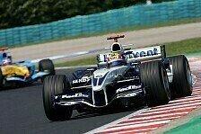 Formel 1 - Williams: Motorendeal innerhalb von 14-Tagen