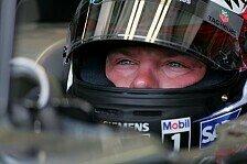 Formel 1 - 4. Freies Training: Nur Schumacher kann McLaren folgen