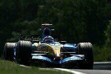 Formel 1 - Der Titelkampf: Volle Attacke auf das Geburtstagskind