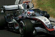 Formel 1 - 3. Freies Training: Warten auf die vierte Session