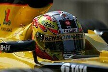 Formel 1 - Jordan: Motorwechsel bei Monteiro