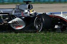 Formel 1 - McLaren: Beide Autos auf Podestkurs