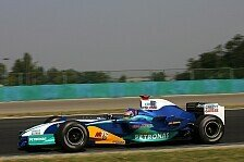 Formel 1 - Sauber: Trotz guter Balance nicht schnell genug