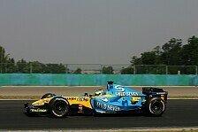 Formel 1 - Renault: Die Hoffnung auf die Rennpace bleibt