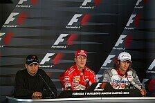 Formel 1 - Ungarn GP: Die Stimmen zum Qualifying