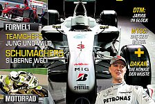 Formel 1 - Heute neu: Das Motorsport-Magazin