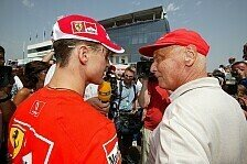 Formel 1 - Niki Lauda: Austro-Columbo und Krisenbewältiger