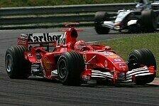 Formel 1 - Ferrari: Ein paar Schritte fehlen noch