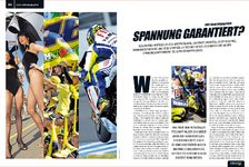 MotoGP - Vorab: Blick ins neue Motorsport-Magazin