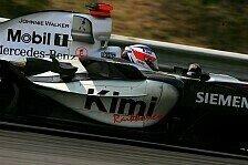 Formel 1 - McLaren: Nur noch dreimal