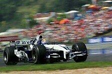 Formel 1 - BMW-Williams: Schadensbegrenzung vor der Sommerpause
