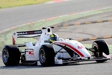 Formel 2 - Williams JPH1B beeindruckend schnell