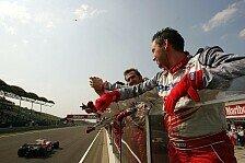 Formel 1 - Toyota: Endlich auch im Rennen schnell