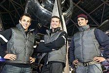 Formel 1 - Klien & Liuzzi: Freunde und Rivalen