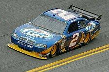 NASCAR - Kurt Busch holt beim Heimrennen die Pole