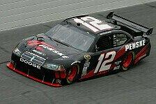 NASCAR - Brad Keselowski mit Streckenrekord auf Pole