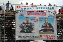 MotoGP - Seitenwagen-Weltmeisterschaft auf dem Sachsenring