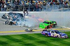 NASCAR - Nationwide: Tony Stewart siegt erneut