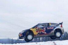 Games - WRC-Spiel wird iOpener Enabled
