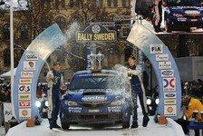WRC - Bilder: Rallye Schweden - 1. Lauf