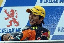 Moto2 - Bilder: Großbritannien GP - Donington