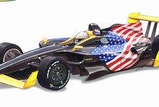 IndyCar - Lola präsentiert realistisches Konzept