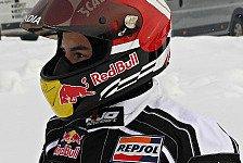 MotoGP - Marquez mit starkem Vierrad-Auftritt