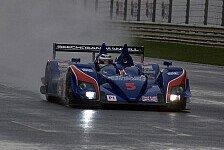 Le Mans Serien - 1. Test für Beechdean Mansell Motorsport