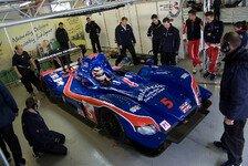 Le Mans Serien - Erfolgreicher Test für Mansell