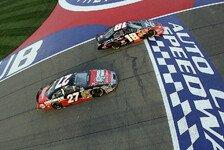 NASCAR - Nationwide: Kyle Busch gewinnt hauchdünn