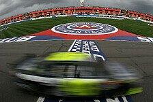 NASCAR - Champion Jimmie Johnson gewinnt Heimrennen