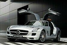 Formel 1 - Mercedes SLS AMG als neues Safety Car