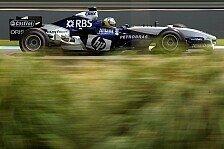 Formel 1 - BMW-Williams möchte in der Türkei eine gute Show bieten