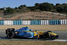 Formel 1 - Rückkehr nach Barcelona